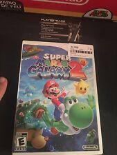 Super Mario Galaxy 2 Nintendo Wii Complete