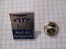 PINS RARE PORT OF TARRAGONA PUERTO DE TARRAGONA PORT DE TARRAGONE m1