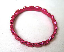 MARC JACOBS Faceted GEM Bracelet Bangle Pink One Size NEW