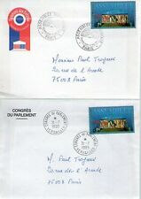2 ENVELOPPES DU PARLEMENT DU 13 MAI ET 31 JUILLET 1995