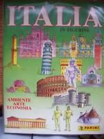 ALBUM FIGURINE ITALIA - AMBIENTE ARTE ECONOMIA - PANINI
