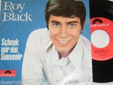 """7"""" - Roy Black / Meine Liebe zu dir & Schenk mir ein Souvenir - MINT # 3341"""