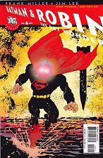 ALL STAR BATMAN AND ROBIN THE BOY WONDER #4 / SUPERMAN / MILLER & LEE