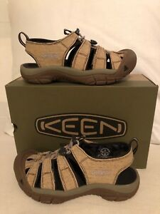 Keen Newport Retro Hemp/Dark Earth Comfort Sport Sandal Men's sizes 7-14 NEW!!!
