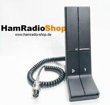Motorola GMMN 4064 Extremo V1 Electret Desktop Mikrofon CB - Amateurfunk Freenet