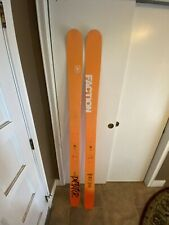 faction skis Dictator 3.0 186
