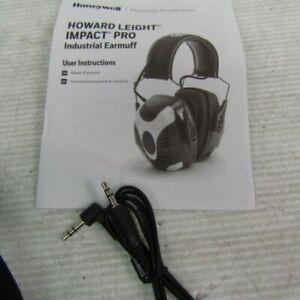 Howard Leight Impact Pro Industrial Earmuff 1030943