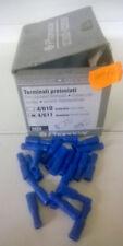 Phonocar 4/611 Terminale Cavo Audio tondo Femmina  per cavi da 2,6 mm 100 Pezzi