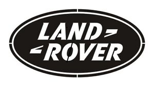 high detail airbrush stencil   land rover   FREE UK POSTAGE