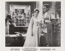 """Rhonda Fleming in """"The Revolt of the Slaves"""" Vintage Movie Still"""