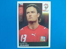 FIGURINE PANINI EURO 2008 - N. 80 JIRANEK CESKA REPUBLIKA