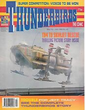 Thunderbirds #41 (May 1 1993) TV21 full colour reprint strips