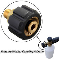 Pressure Washer Coupling Adapter For Karcher HDS & HD M22F Compatible Foam