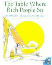 The Table Where Rich People Sit (Turtleback School & Library Binding Edition)