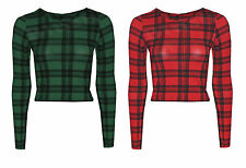 Unbranded Crew Neck Fitted Other Tops for Women