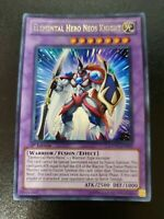 Yugioh Elemental Hero Neos Knight EXVC-EN093 Ultra Rare 1st near mint