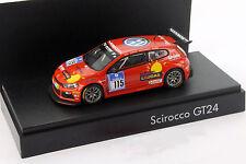 VOLKSWAGEN SCIROCCO GT24 N° 115 24 H DE NURBURGRING de 2009 : NOREV ~  NEUF
