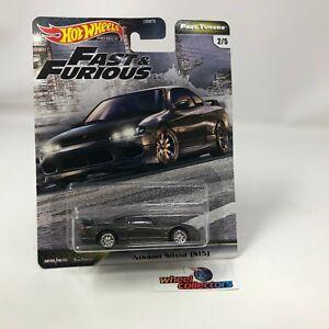 Nissan Silvia S15 * GREY * Hot Wheels FAST TUNERS Fast & Furious * R11
