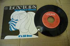 "BOX TOPS""SUGAR CREEK WOMAN-disco 45 giri LONDON Gem 1973"""