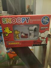 Snoopy Woodstock Kubrick Showcase Vol.00 Black Collar Medicom Toy Figure JAPAN