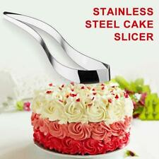 Stainless Steel Perfect Cake Slicer Cutter Shape Kitchen Utensils Gadget Tool