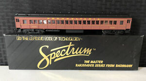 Bachmann Spectrum #89013 P.R.R. Coach Car #3758 HO Scale
