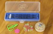 Handy Hands Handy Case For Tatting Needles Clear/Blue 769826052029