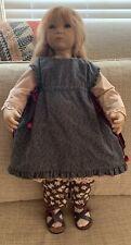 Annette Himstedt Kinder Doll Lisi 2003 Collection