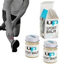 Lo máximo en rendimiento dolores musculares Dolor Calor Frote-Twin Pack Bálsamo de Deportes 25g X 2
