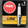 4 NGK BUR6ET Zündkerzen V-Line No 1  VW Golf III 1.4/ 1.6/ 1.8/ 2.0 #