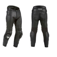 Dainese Ladies` SF Leather Motorcycle Trousers