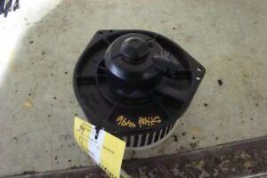 Blower Motor Fits 96-99 INFINITI I30 134022