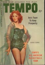 Tempo Digest March 15 1954 Rhonda Fleming Cheesecake Pin Up 091218AME2