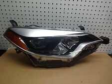 14 15 16 TOYOTA COROLLA RIGHT PASSENGER HALOGEN LED HEADLIGHT OEM