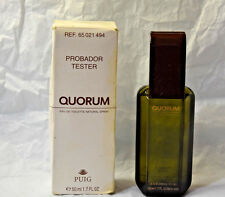 NIB Puig QUORUM eau de toilette spray 1.7 oz 50ml