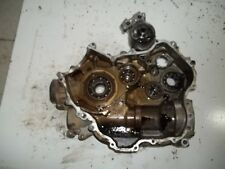 2004 YAMAHA RHINO 660 4WD ENGINE CASE MOTOR HOUSING CRANK CORE HALF ENGINE CASE