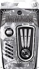 Archangel 90% Tungsten White Professional Steel Tip Darts in 24 Grams by Winmau