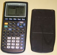 Texas Instruments TI-83 Plus Graphing Calculator Tested SAME DAY SHIPPING