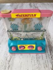 Disney Little Mermaid Special Edition Waterfuls Milton Bradley Water Game Tomy 2