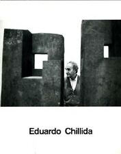 EDUARDO CHILLIDA - Catalogue d'exposition  - BP