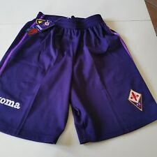 Rare et superbe Short  long joma Fiorentina  entrainement taille 14 ans foot