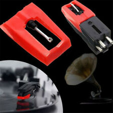 Turntable Phono Ceramic Cartridge with Stylus for LP Vinyl Record Player HS