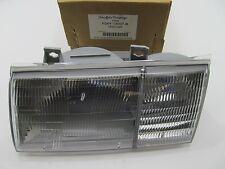 NEW OEM Ford Left Driver Headlight Headlamp For 89-91 Mercury Sable F04Y-13007-B