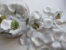 Glitter Wedding Party Prom Silk Rose Petals Confetti  - All Colours
