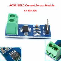 5A/20A/30A Range Current Sensor Module ACS712 Module Aduino Module Pour Aduino