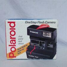 Polaroid One Step Flash Camera 600 Plus NOS Instant