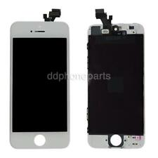 Full LCD Display Touch Screen Digitizer Frame Assembly Repair for iPhone 5 White