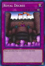 Royal Decree Super Rare Holo Yugioh Card THSF-EN058