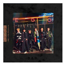B.A.P EGO 8th Single Album (Members' SIGNATURED)