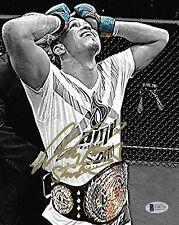 Anthony Pettis Signed 8x10 Photo BAS Beckett COA UFC Showtime Picture Autograph